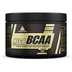Peak Mega BCAA Tabletten, 150 Tabletten