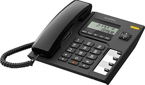 Alcatel Temporis T56, mit Telefon, schwarz