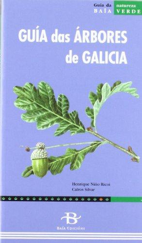 Guía das árbores de Galicia (Baía Verde) por Henrique Niño Ricoi