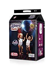 Libero Diaper Pants small Size (48 Pieces), (small)