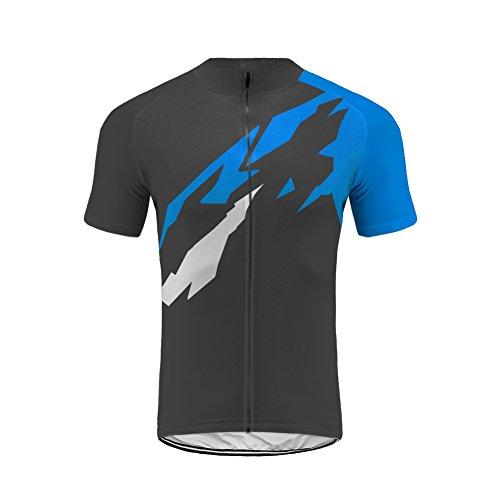Uglyfrog Newest Sommer Wear Herren Männer Kurze Hülse Zyklus Jersey Kurzarm Fahrradtrikot Fahrrad Hemd Fahrrad Radfahren Trikot Cycling Jersey Bike Shirt -