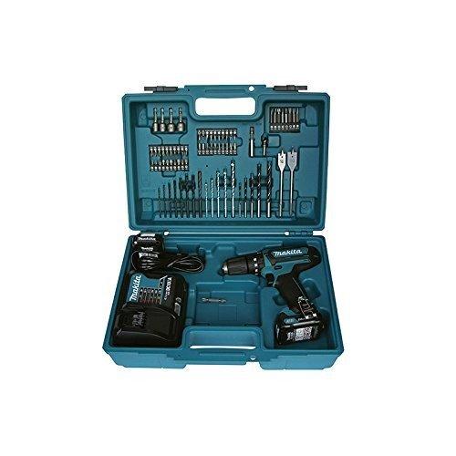 Makita HP331DSAX1 Taladro Percutor a Bateria 10,8V 2.0 Ah + Maletin con...