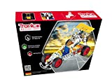 Metal Construction Model Kit Race Car 1 x AA Battery Operated 166 durable parts real tools + picture instructions mechanical building set toy education learning age 8+ male boy STEM Tronico