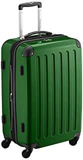 HAUPTSTADTKOFFER - Alex - Luggage Suitcase Hardside Spinner Trolley 4 Wheel Expandable, 65cm, green (B007AU9POU) | Amazon price tracker / tracking, Amazon price history charts, Amazon price watches, Amazon price drop alerts