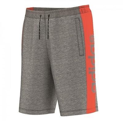 adidas Herren Shorts Essentials Linear 3-Stripes von adidas bei Outdoor Shop