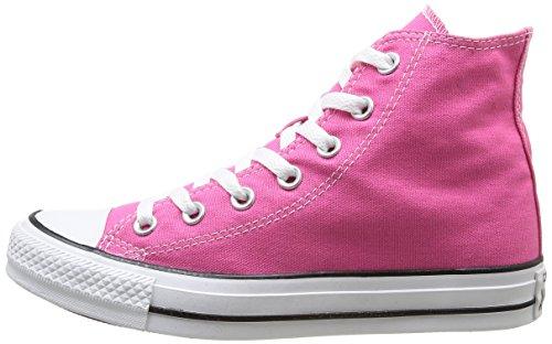 Converse All Star Hi Canvas Seasonal, Sneaker, Unisex Rosa (Rose-TR-I3-19)