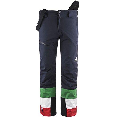 Kappa 6cento FISI pantalone SKI (L)