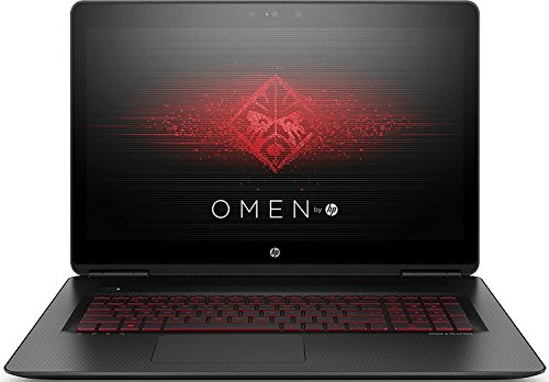 HP OMEN 15-ax252TX 15.6-inch Laptop (7th Gen Core i7-7700 HQ ,2.8 GHz, TurboBoost 2.0 up to 3.8 GHz/8GB/1TB/windows 10,Home(64-bit)/4GB Graphics)