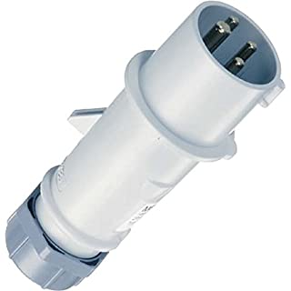 Mennekes Stecker AM-TOP 2801 32A,4p,1h,>50V,IP44 AM-Top CEE-Stecker 4015394016496