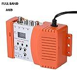 VBESTLIFE Convertitore di Segnale per convertitore TV Audio Digitale Universal Home Modulator (EU Plug)