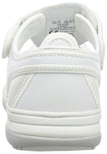 Oxypas Candy, Chaussures Sécurité Femme White (White - White)