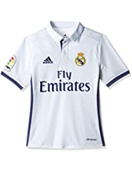 Camiseta 1ª Real Madrid 2016/2017 Junior