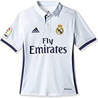 Adidas H Jsy Y 1ª Kit Del Real Madrid Cf
