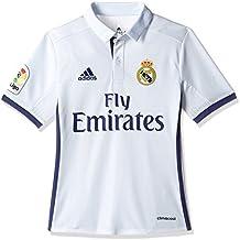 adidas Real Madrid H Jsy Y - Camiseta Real Madrid 2016 2017 para Niños 35b07cb884bd3
