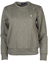 Amazon.fr   Ralph Lauren - Pulls, Gilets   Sweat-shirts   Femme ... 75bddc8fa3a1