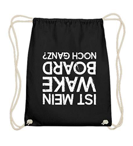 Chorchester Ideal für Wakeboard Fans - Baumwoll Gymsac