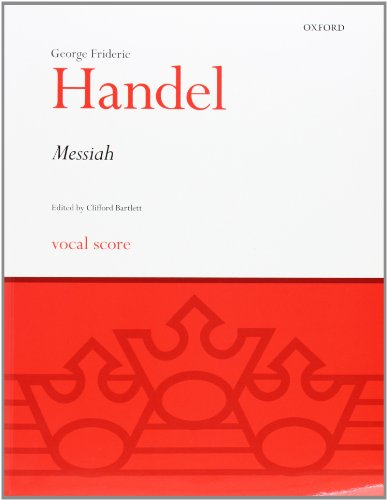 Messiah: Vocal score (Classic Choral Works)