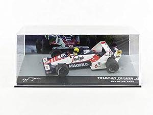 Promocar PRO10704 - Coche en Miniatura de colección, Color Blanco, Rojo y Azul