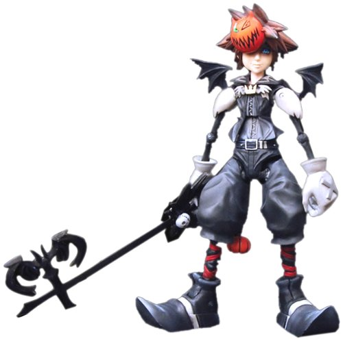 Square-Enix Kingdom Hearts 2 Play Arts Volume 2 Actionfigur Halloween Town Sora 18 cm