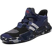 SINOES Zapatillas de Seguridad para Hombre Ligeras Calzado de Trabajo para Comodas