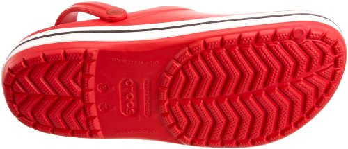 Crocs Crocband - Sabots - Mixte Adulte Rouge (Red)