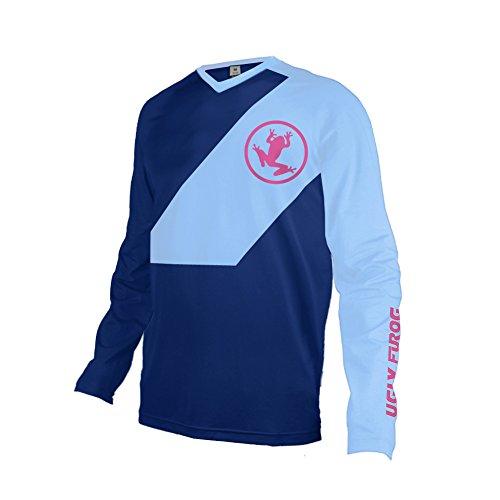 Future Sports Uglyfrog Design Moto Modelo Motocross Jersey Vented Camiseta MTB Primavera...