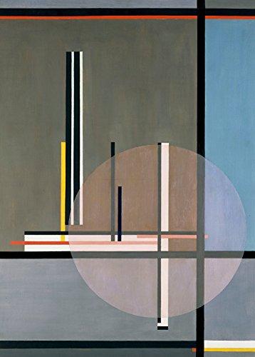 László Moholy-Nagy \'Lis, detail\' 1926. 250 g/m², glänzend, Kunstdruck, A3, Reproduktion