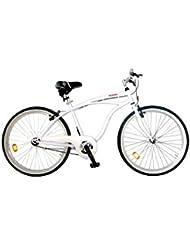 LlNEA GIANNI BUGNO Bicicleta Cruiser Blanco