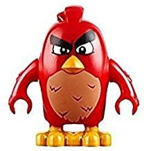 LEGO The Angry Birds Movie Minifigure - Red Bird (75823) by LEGO