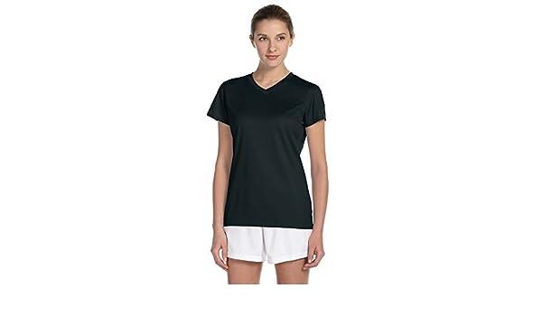 New Neck Ndurance V Blk Shirt Athletic Balance Large T Ladiesæ rAwXrB