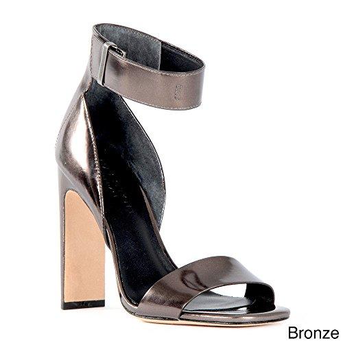 halston-haritage-zapatos-de-vestir-de-charol-para-mujer-gris-antracita-color-gris-talla-395