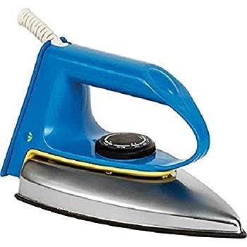 Crompton  CG-WD 600-Watt Dry Iron (Blue/Yellow)