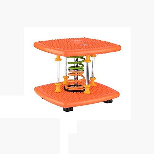 LMZZGAOYANQING Nuova danza torsione macchina tapis roulant casa doppia molla torsione torsione idraulica resistenza alla torsione della bobina , orange