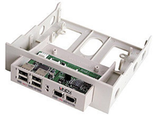 Lindy Interner USB 2.0 FireWire-Hub - Kabel