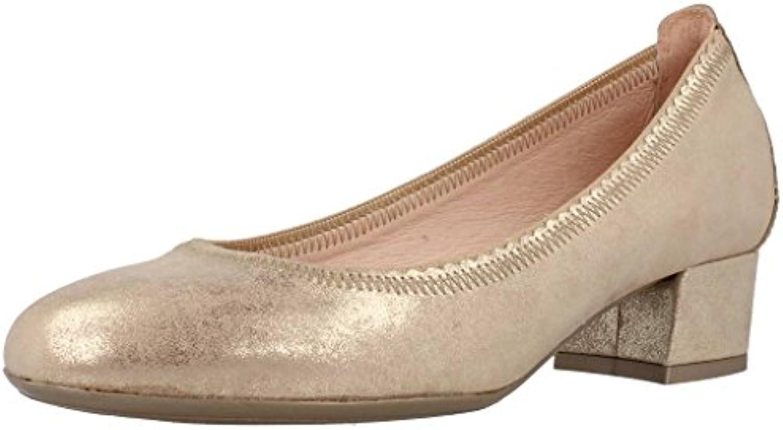 Zapatos Bailarina para Mujer, Color Gold, Marca HISPANITAS, Modelo Zapatos Bailarina para Mujer HISPANITAS Palermo...