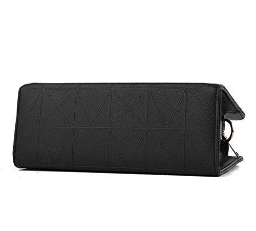 Damen Handtaschen Mode Damen Shells Koreanische Version Einfache Schultertasche Messenger Bag A