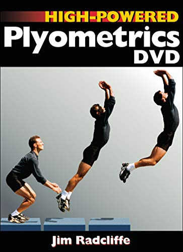 High-powered Plyometrics por Jim Radcliffe