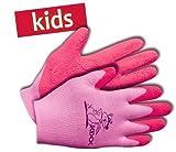 Chrysal Kölle Kinderhandschuhe Rosalie Gr. 4, rosa