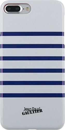 Jean Paul Gaultier Schutzhülle IP7–Marin weiß/navy (Mariniere-streifen)