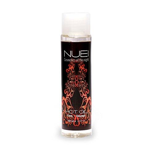 Nuei Cosmetics Aceite Efecto Calor Coco - 100 ml