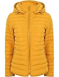 Amazon.es: chaqueta amarilla - 4108420031: Ropa