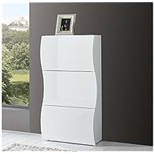 suchergebnis auf f r schuhkipper weiss hochglanz. Black Bedroom Furniture Sets. Home Design Ideas