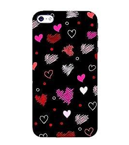 Fabcase Sign vibrator of love Designer Back Case Cover for Apple iPhone 5