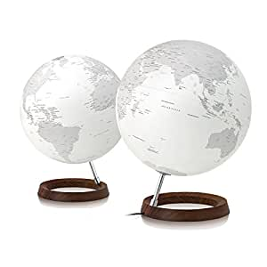 Globe terrestre lumineux Full Circle Reflection