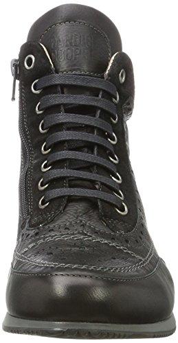 Candice Cooper Glove, Sneaker a Collo Alto Donna Nero (Nero)
