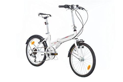 Klapprad Fahrrad Bikesport FOLDING 20 Zoll Shimano 6 GANG Test