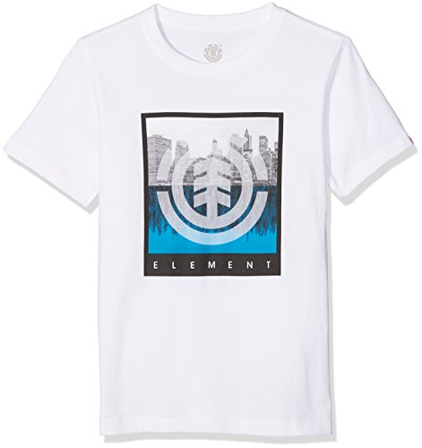 Element Jungen Reflection SS Boy Shirt Und Hemd Optic White 8 Preisvergleich