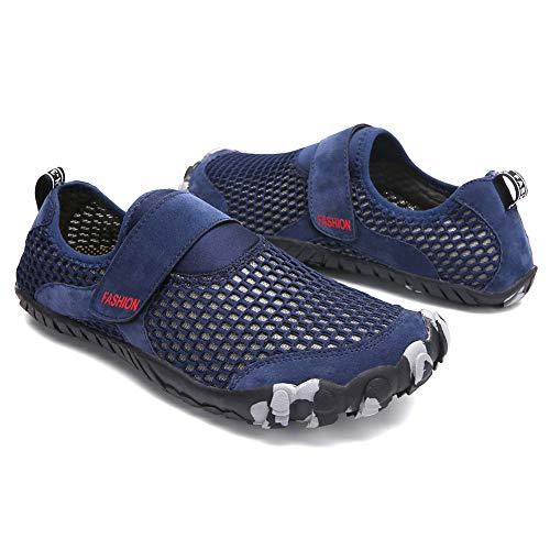 Männer Sommer-Wasser-Schuhe weiche Sohle Strand Pool Schuh-Breathable Quick Dry Socken Schuhe Barefoot Drainierende Schuhe -