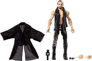 Mattel WWE-Elite Figura de acción Luchador Aiden English, Juguetes niños +8 años, Multicolor GCL29