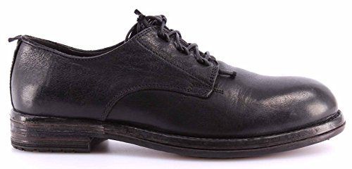 Scarpe Donna MOMA 75501-4A Cusna Nero Pelle Vintage Made In Italy Nuove